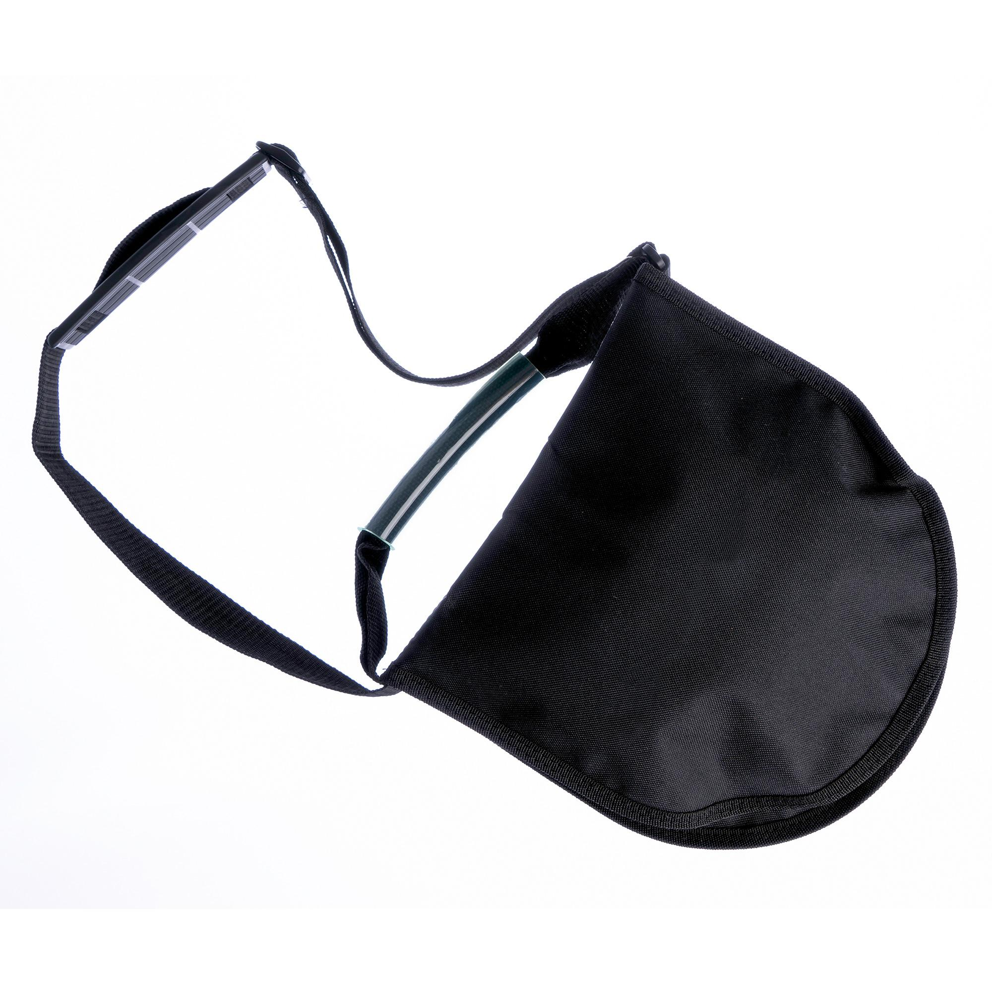 Shot & Discus Vinyl Carry Bag with Strap
